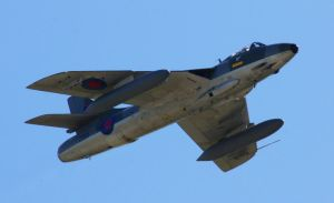 Hawker Hunter by hanimal60