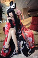 Yuuko @ Katsucon 2012 - Preview by alucardleashed