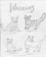 Warriors! by Ivywhisker99