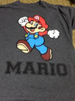 SUPER MARIO !! by carl-88