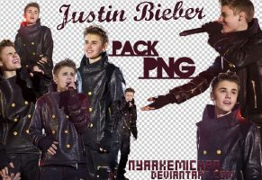 Pack Justin Bieber PNG by NyaAkemiChan