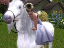 Lady and Florence by TheSims3Pets