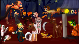 HAPPY HALLOWEEN by Caintt