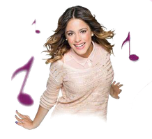 Imagen PNG de Tini by GandReditions