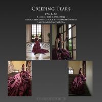 Creeping Tears Pack 88 by Elandria