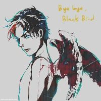Bye bye Black bird by Haining-art