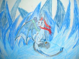 Zera the Dragon by Ziegthefox2223