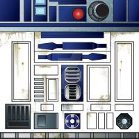 Plucky Droid by b1naryg0d