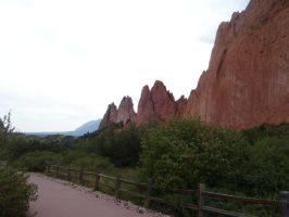 Garden of the Gods by PanMarlon