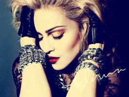 Coloured Madonna by anhell2005