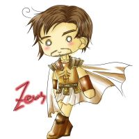 Zeus in percy jackson by skylord1015