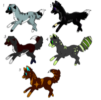 Doge Adopts by Pierced-Lies