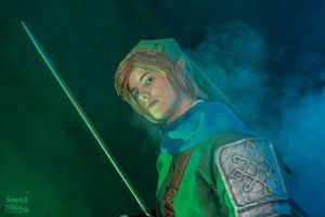 Hero of Hyrule - Hyrule Warriors Link cosplay by Grenier-Illiane