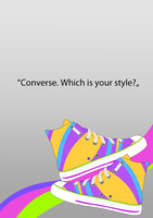 Converse. Which is you style? by Lady-Himiko