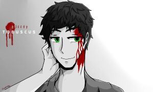 Bloody Tobuscus by Reikiwie
