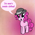 PinkieHat by professor-ponyarity