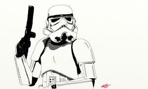 Storm Trooper by lelmer77