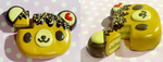 Polymer Clay : Tenorikuma Cake by CraftCandies