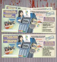 flyer for interaco by sounddecor