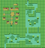 Frozen Ashes Viridian Forest by Roetheboat3