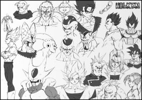 -DBM- sketch by DBZwarrior