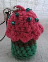 Cupcake-Keychain by Grey-Wolf-86
