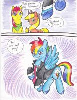 Trans Ponies Vol: 2 pg 3 by Tristanjsolarez