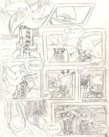 Sonic messes with shadow pg.2 by SupaSilver