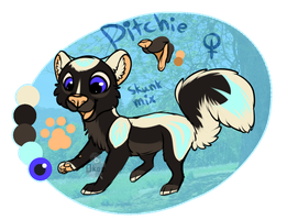 .:Taken:. Pitchie Auction by Okoe