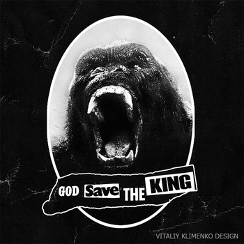 God save the King Kong by donot182