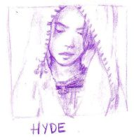 Hyde by redstains