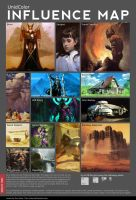 Influence Map by UnidColor