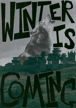Winter Is Coming by polythemus