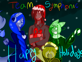 Team Symphonic Wants to wish you! by CaptainGrizzlie