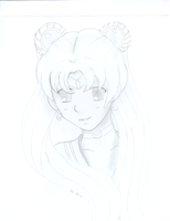 Happy B day Sailor Moon by sailormoonlover4ever