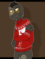 .Enidin's Sweater. by PLAlD