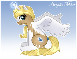Bright Mist by Rumay-Chian