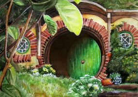 Bag End by Feyjane