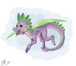 Spike by KoshkaYana3