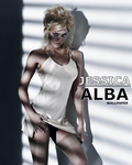 Jessica Alba - Wallpaper by DBAries