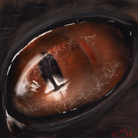 Window to the Soul by BlindCoyote