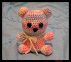 amigurumi bear by VML1212