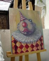 clown by Arnou