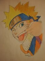 I'll be the next Hokage! by bingkee