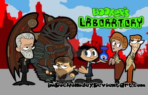 Booker's Lab by ImDocHolliday