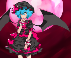 Remilia Scarlet by DaisukiFlandre
