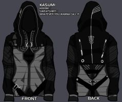 kasumi hoodie - give me your input! by lupodirosso
