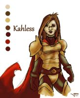 Kahless 3 by FrozenDreamer