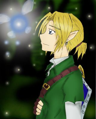 Link -Colored- by Larita