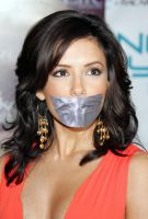 Eva Longoria taped by ikell